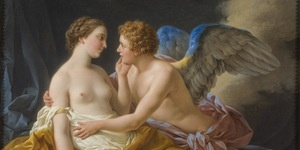 El amor en la mitología