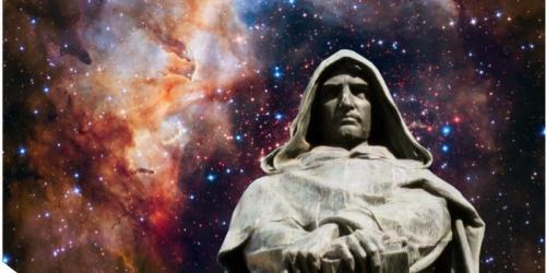 Giordano Bruno: Entusiasmo infinito