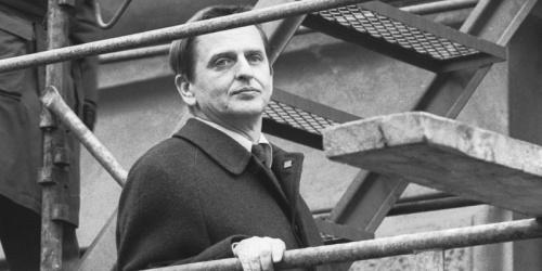 Grandes idealistas: Olof Palme