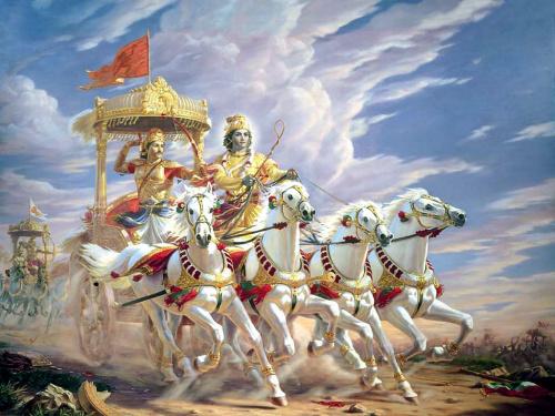Lucha interior: sabiduría de la India milenaria