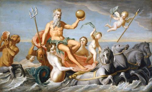 Lectura teatralizada de mitos griegos