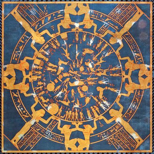 Astronomia i Mitologia Egípcia