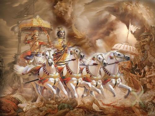 El sentido de la vida en la Antigua India