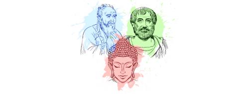 ABC de la filosofía: Aristóteles, Buda y Confucio